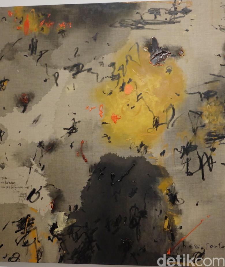 Sihir Sunaryo Menyerap pada Karya 20 Seniman