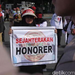 Sri Mulyani Sudah Siapkan Dana Penyetaraan Honorer di APBN 2019
