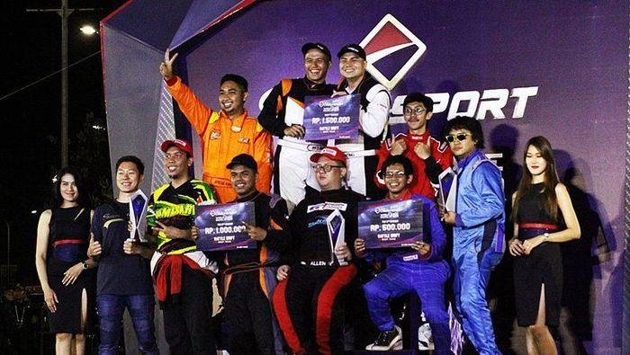 ABM Motorsport meraih dua trofi di kemurnas Battle Drift (dok.ABM Motorsport)