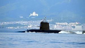 Jepang Gelar Latihan Kapal Selam Pertama di Laut China Selatan