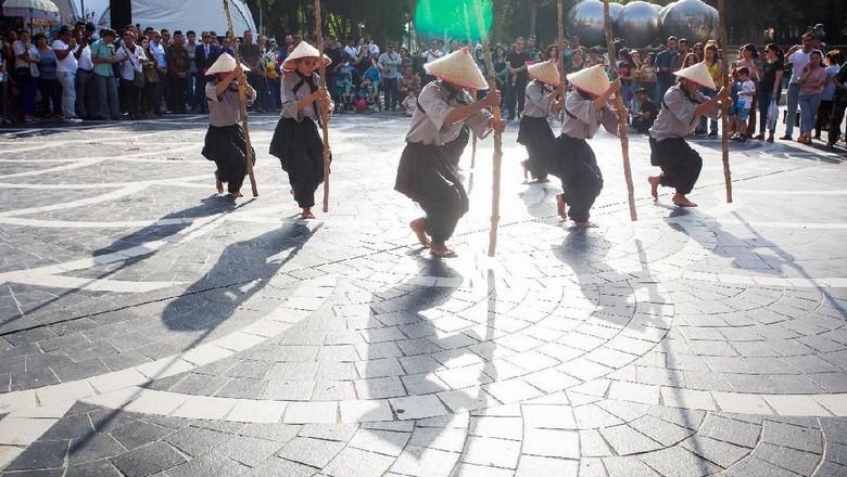 Indonesia Cultural Festival 2018 di Baku (dok KBRI Baku)