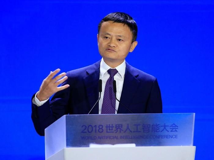 Jack Ma Tinggal Di Singapura Setelah Pensiun