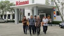 Rinnai Serius Garap Pasar Indonesia