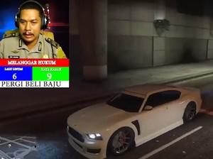 Polisi Ini Sambilannya Jadi YouTuber dan Gamer