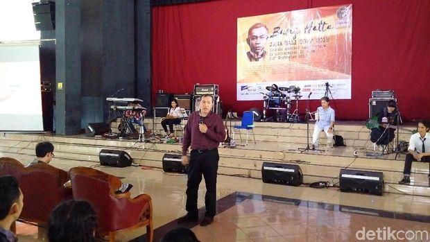 Bung Hatta Anti-Corruption Award Tour di UGM.