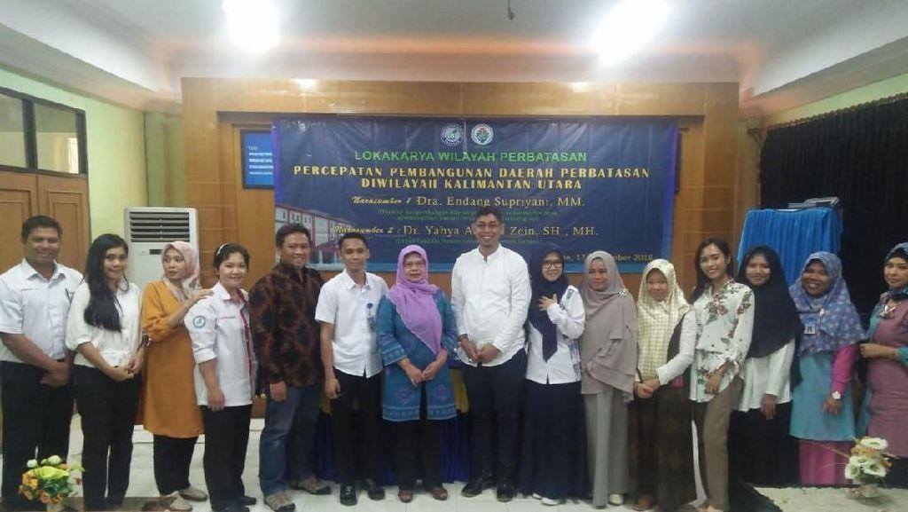 Kemendes Siap Ubah Paradigma Wilayah Perbatasan Indonesia