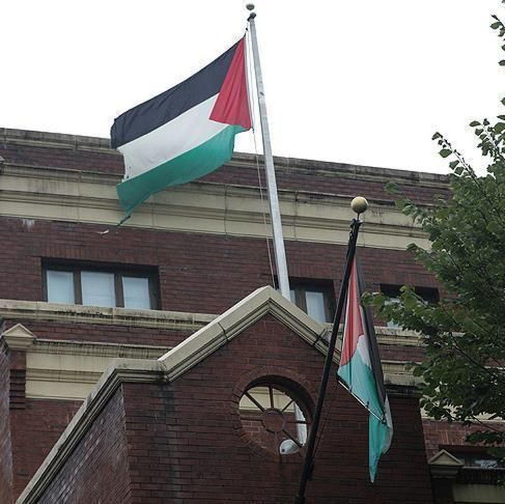 Israel Rayu Diplomatik, Kemlu: Indonesia Komitmen untuk Palestina