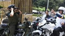 Anies Baswedan dan Ridwan Kamil Lagi Demam Moge