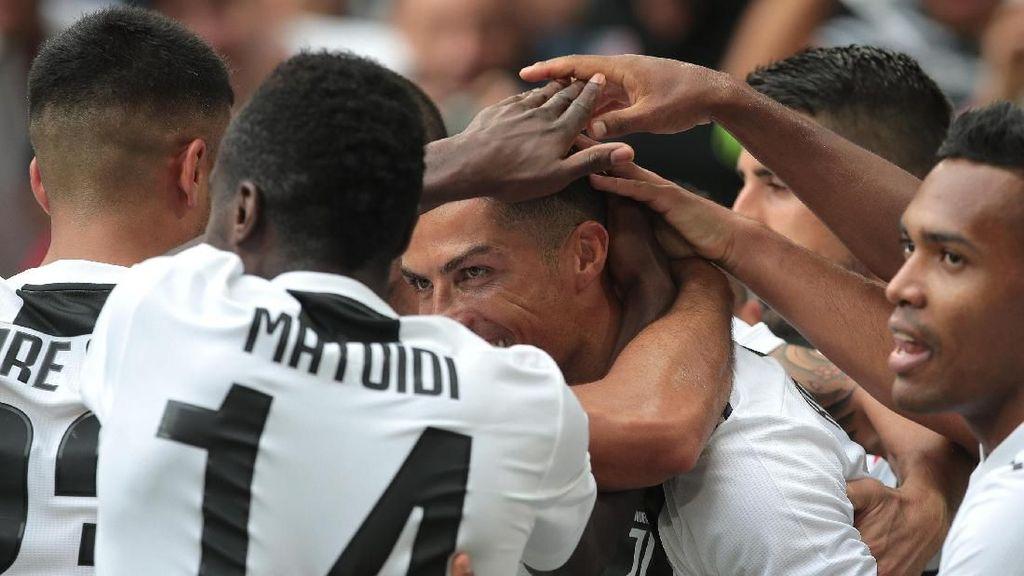 Pekan Enteng untuk Juventus, Ujian Lain Buat Inter Milan