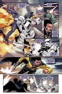 Lando Calrissian 'Star Wars' Jadi Komik Solo