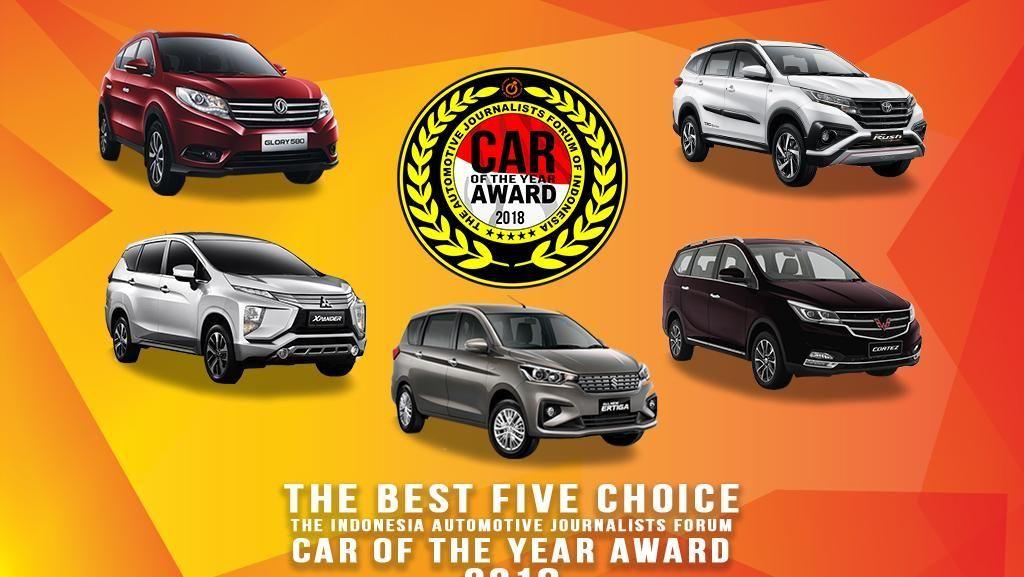 2 Mobil China Masuk Daftar Mobil Terbaik di Indonesia