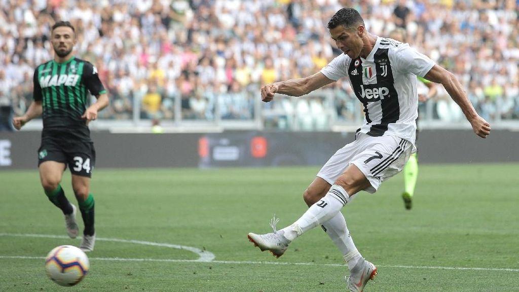 Menanti Aksi CR7 Berkostum Juventus di Liga Champions