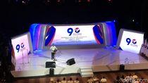 Bekali Caleg Perindo, Jokowi Singgung Serangan Udara
