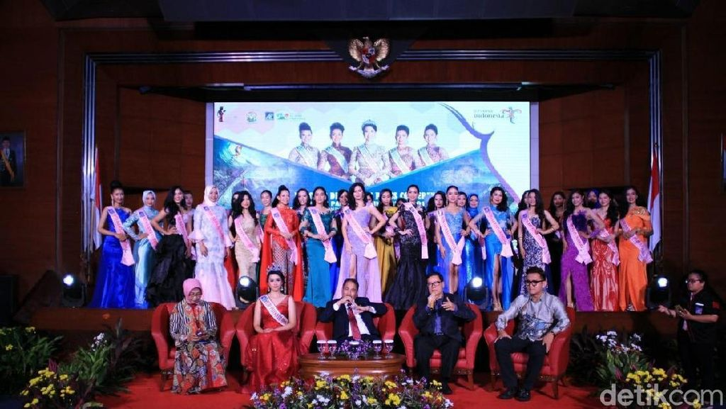 Perhelatan Putri Pariwisata Indonesia 2018 Kembali Digelar