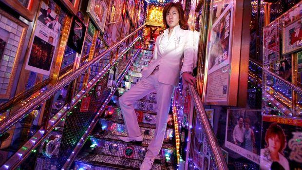 Heboh! Area Prostitusi Kabukicho Zona Merah Corona di Jepang