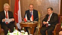 Fahri Hamzah: Indonesia & Ceko Sama dalam Membangun Demokrasi