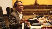 Pansus Pemindahan Ibu Kota Selesaikan Rekomendasi, Ini Hasilnya