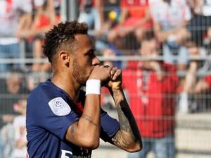 Liverpool Harus Waspadai Neymar Si Pemain Paling Curang
