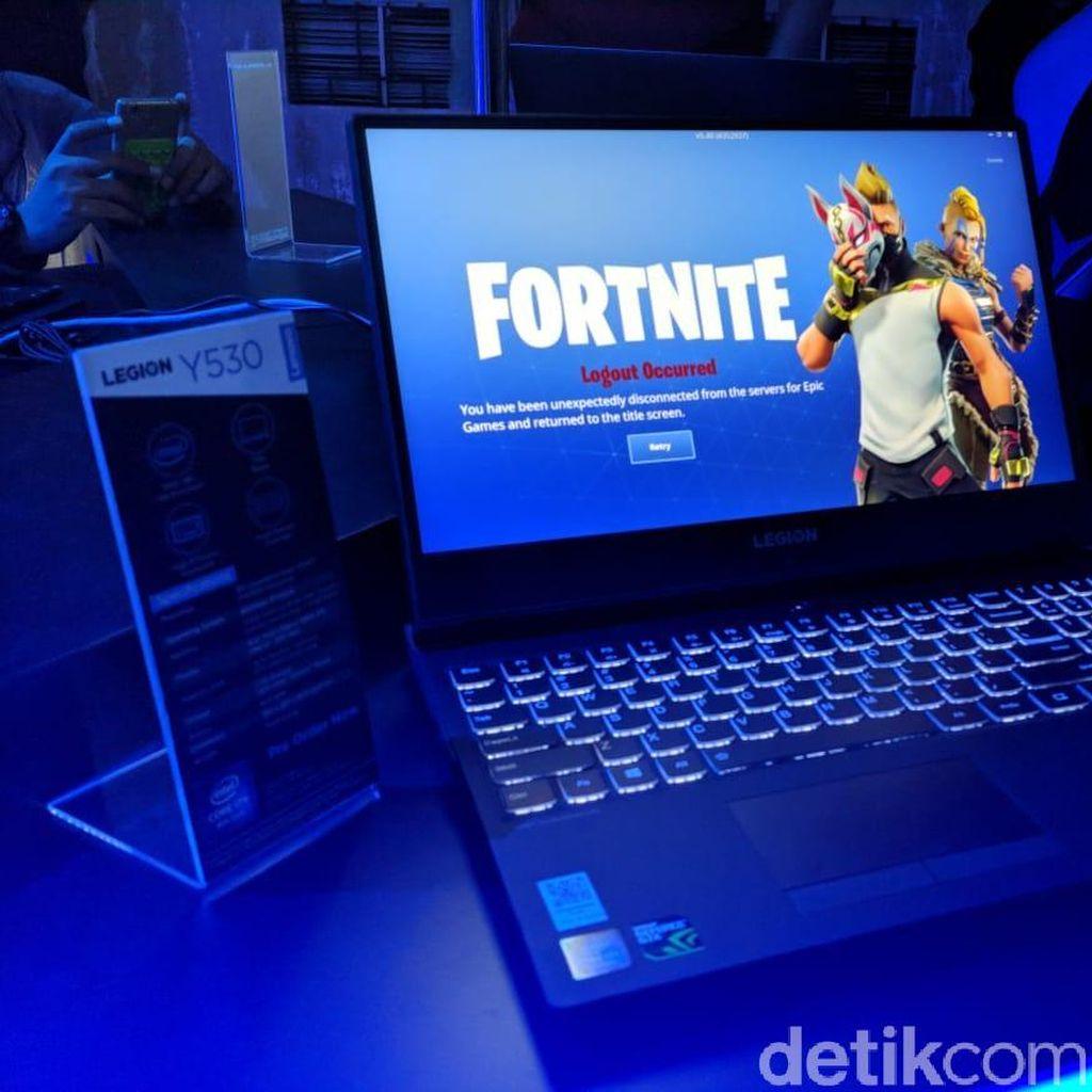 Lenovo Bidik Gamer Kantoran yang Siang Kerja, Malam nge-Game