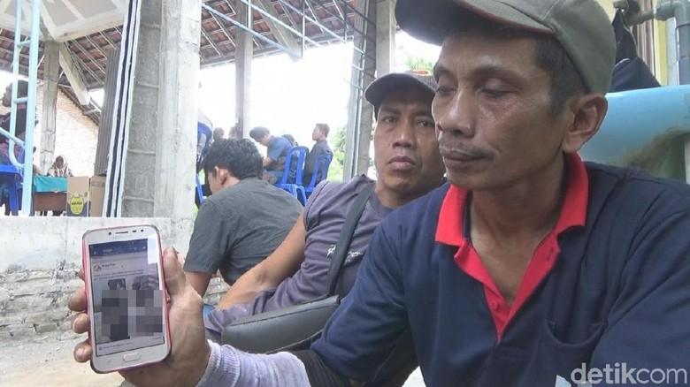 Kasus Foto Alat Vitalnya Masih Bergulir, Aparat Desa Ini Cabut Laporan