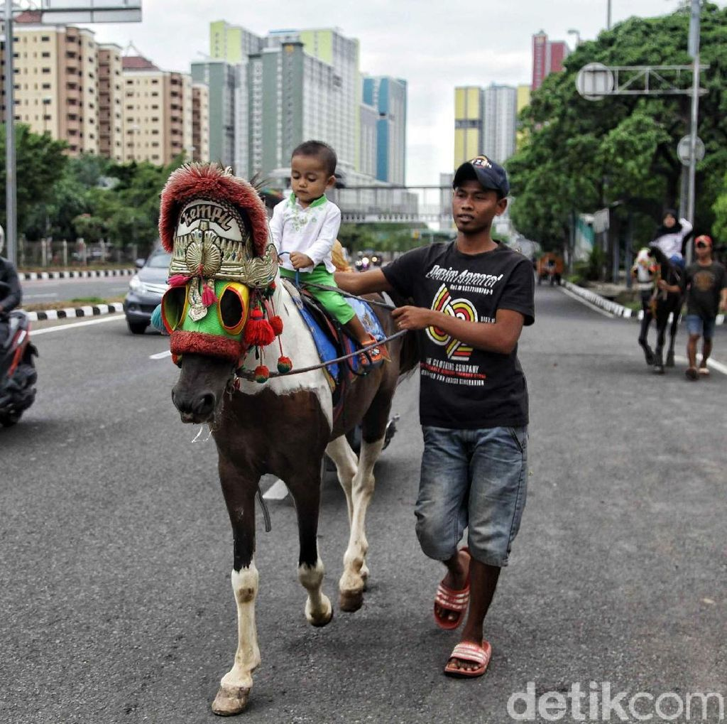 Delman Kembali Hadir Pasca Asian Games
