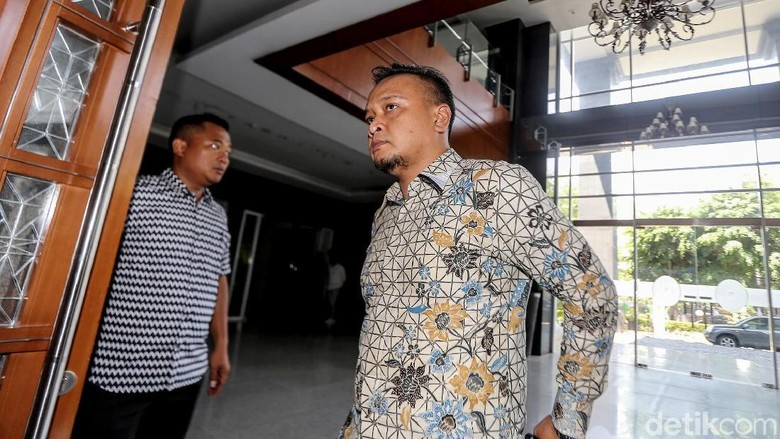 Hakim Tegur Ponakan Novanto karena Selalu Bantah di Sidang
