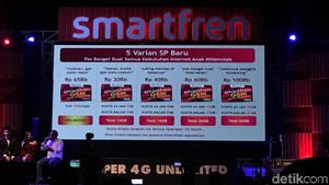 Dear Generasi Milenial, Minat Paket Internet 60 GB dari Smartfren?