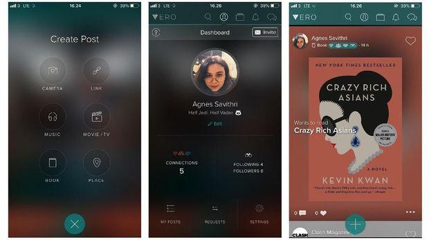 Vero, Media Sosial Baru 'Kembaran' Path