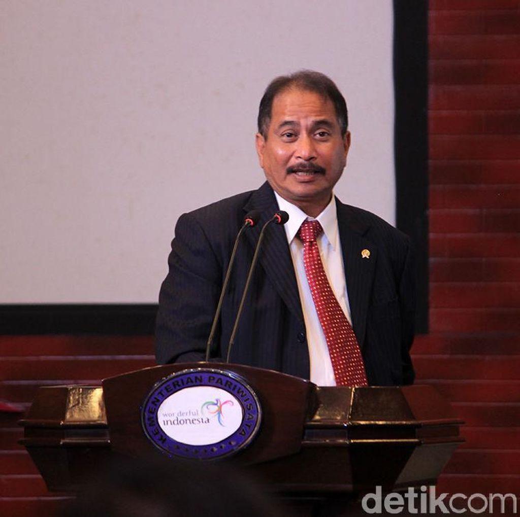 Arief Yahya Apresiasi Garuda karena Jadi Maskapai Paling On Time