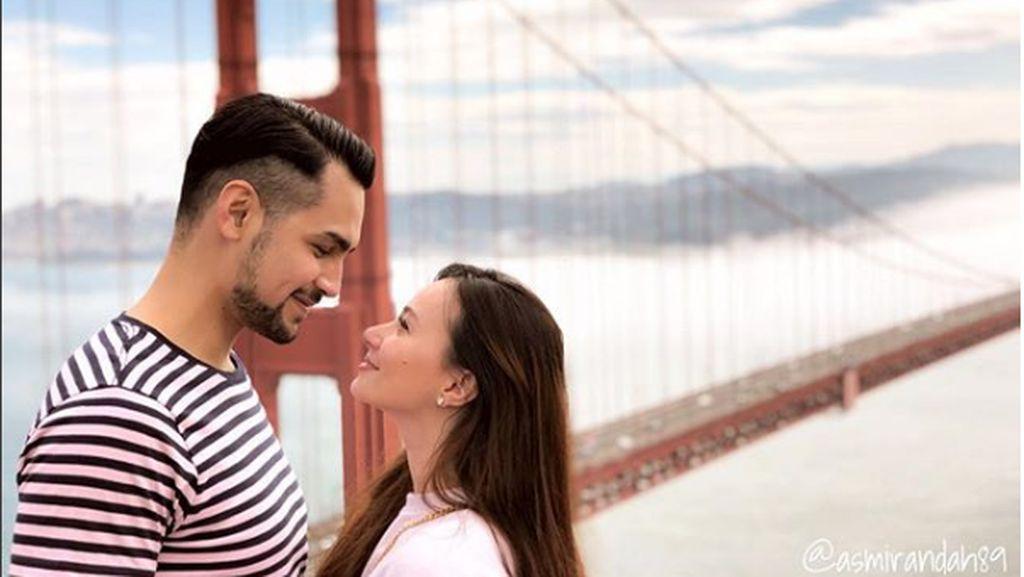 Potret Mesra Pasangan Pemeran Cinta Suci, Jonas-Asmirandah