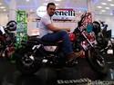Motobi EVOO 200 Dongkrak Penjualan Benelli