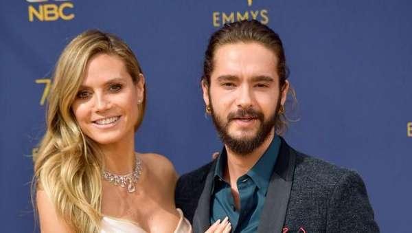 Jelang Nikah, Heidi Klum Happy Banget!
