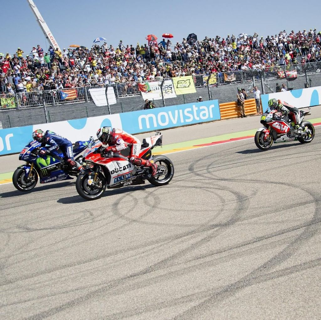 Jadwal MotoGP Aragon