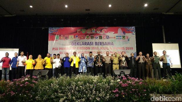 Polisi Kerahkan Tim Siber untuk Amankan PSU Pilwakot Cirebon