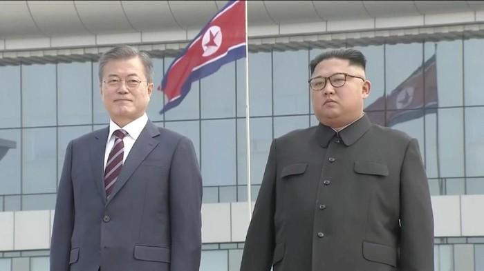 Korea Selatan vs Korea Utara