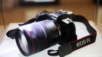 Canon Luncurkan Kamera Mirrorless EOS R dan Lensa RF
