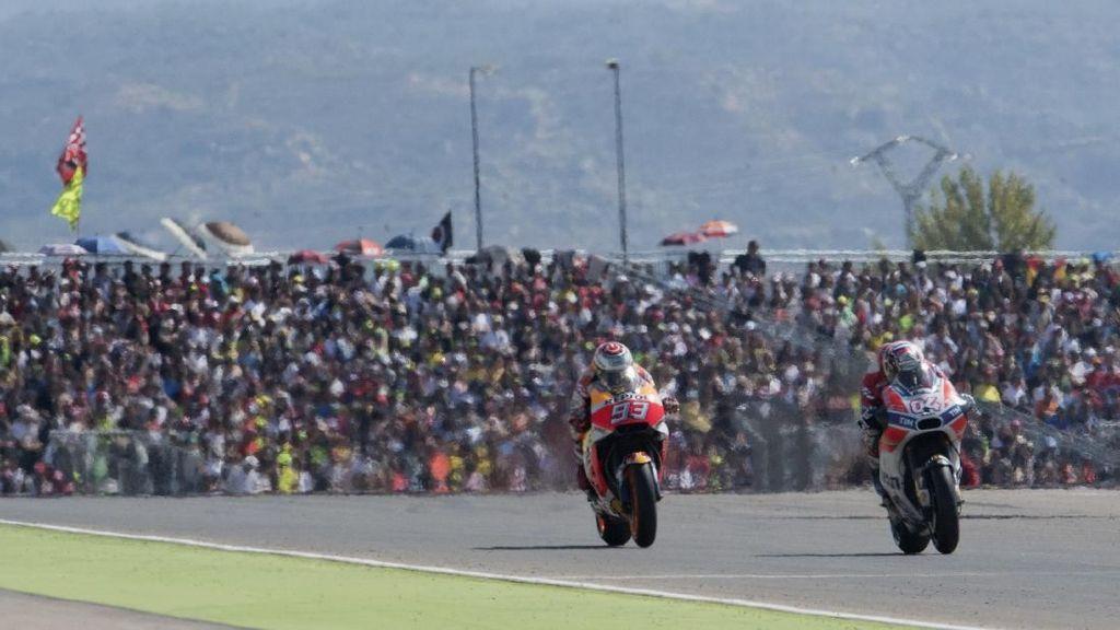 Daftar Pemenang MotoGP Aragon