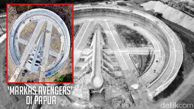 Bukan Cuma 'Markas Avengers,' Ini 6 Objek Wisata di Merauke