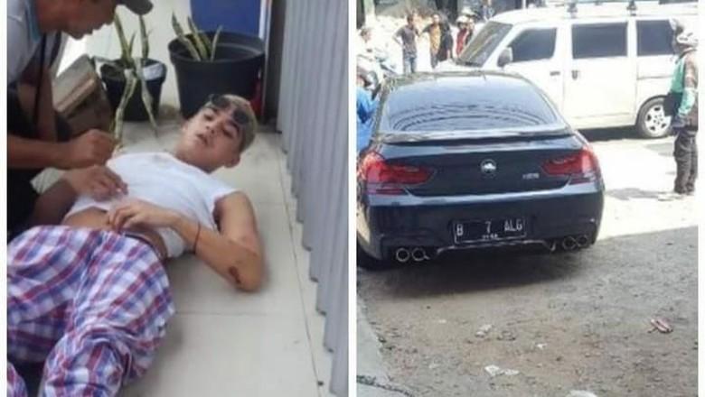 Polisi soal Al Ghazali Pingsan: Mobilnya Berhenti Mendadak