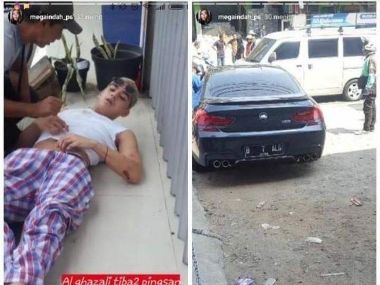 Kata Polisi soal Kecelakaan Al Ghazali di Condet