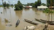 Banjir Bandang Tewaskan 100 Orang di Nigeria