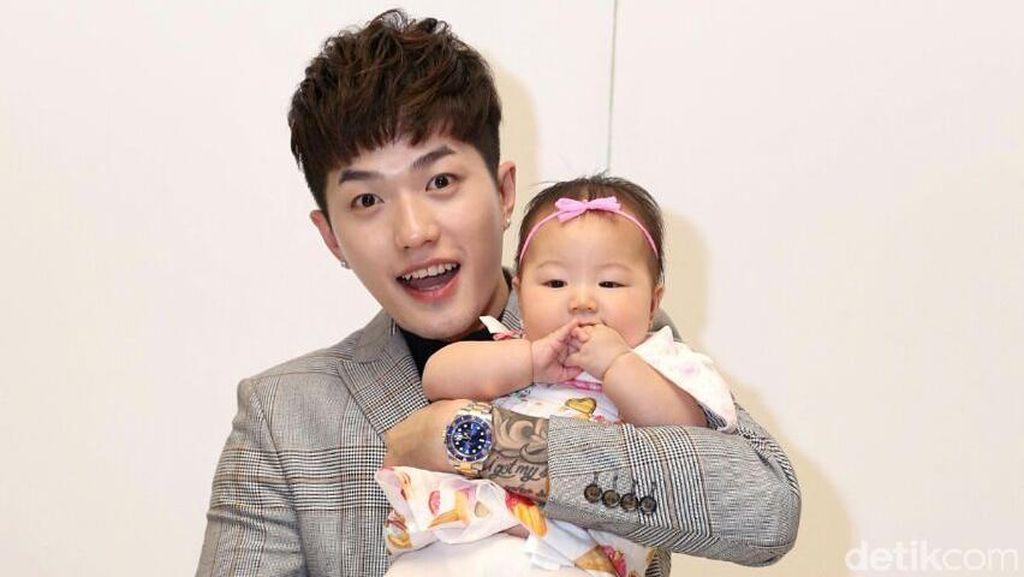 Lee Jeong Hoon Klarifikasi soal Ungkap Kekayaan Syahrini dari Pria Bukan Reino