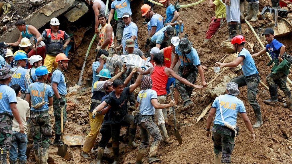 Korban Tewas Topan Mangkhut di Filipina Bertambah Jadi 81 Orang