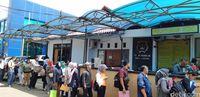 Jelang Pembukaan CPNS, Pemohon SKCK di Bandung Membeludak