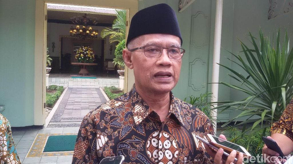 Haedar Nashir: Eloknya Wakil Rakyat Bebas dari Sejarah Korupsi