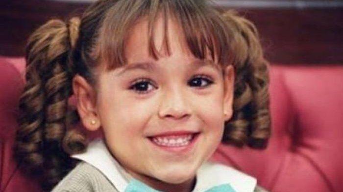 Danna Paola Rivera Munguia memulai kariernya di usia 4 tahun. Kesuksesannya pun berjalan dan menghasilkannya sebagai tokoh utama dalam telenovela Maria Belen. (Foto: Instagram/dannapaola)