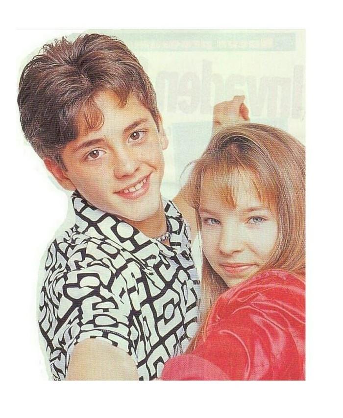 Masih ingatkah kamu dengan tokoh Santiago di serial Amigos x Siempre? (Foto: internet)