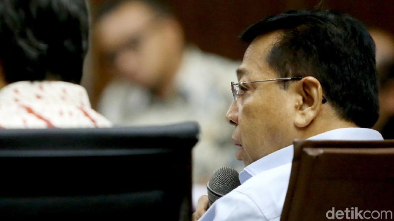Lagi, Novanto Serang Nama Anggota DPR Ini di Pusaran Duit e-KTP