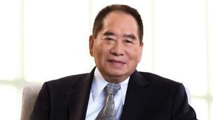 Henry Sy. Foto: Dok. Forbes