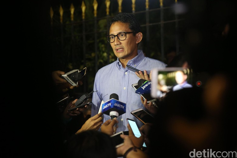 Sandiaga Bertekad Tingkatkan Jumlah Wirausaha Muda Indonesia